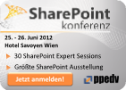 SharePoint Konferenz Wien 2012