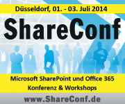 SharePoint 2014 conference